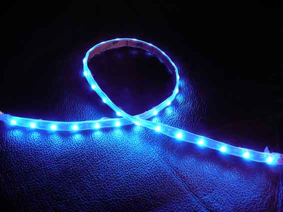 LED strip 104Lm/m, 500mm, Bl�