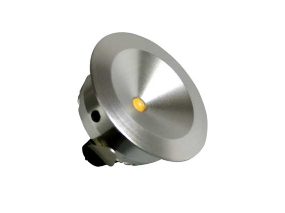 Downlight LED rund 120� 3w, 120Lm