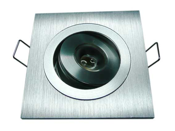 Downlight LED justerbar 3w, 120Lm