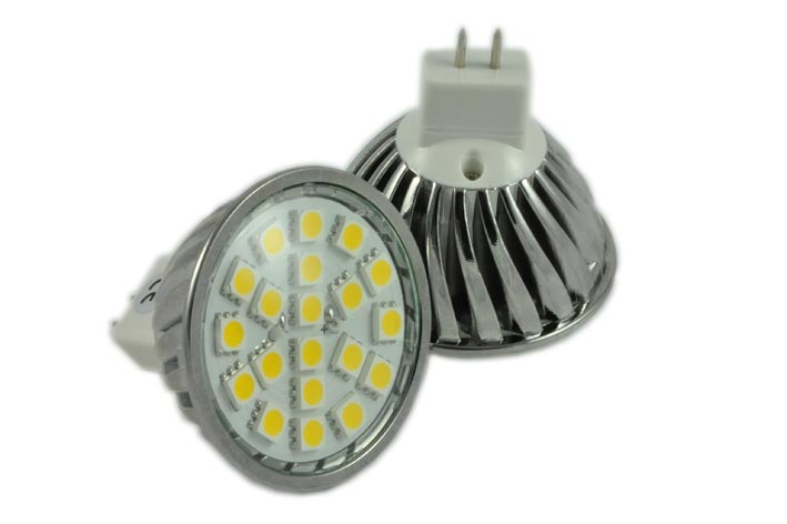 Spotlight MR16 280Lm, 20smd