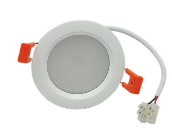 Downlight LED justerbar 8w, IP65, 490Lm