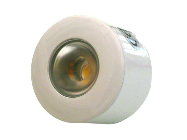 Downlight LED puck Vit 45° 1w, 60Lm