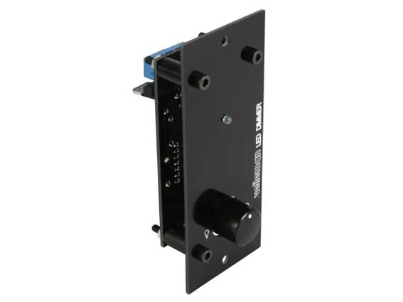 LED Dimmer, panelmontage