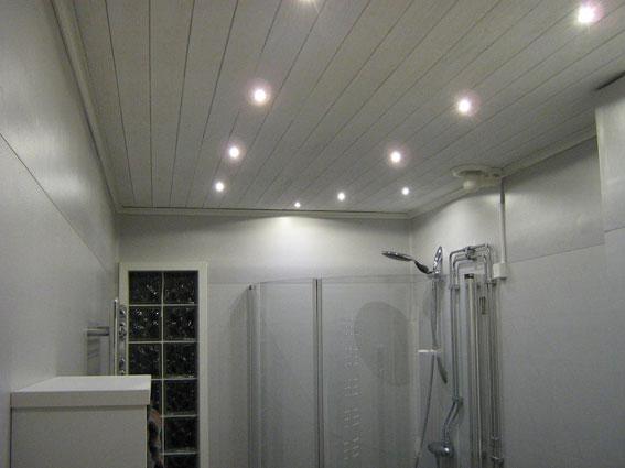 Omtalade upplyst.se - Articles - Ex. Downlights - Allmänbelysning badrum UL-97